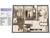 căn hộ 78m2 dragon tổng giá 23 tỷ đã bao gồm chênh lệch thanh toán 36 sở hữu căn hộ