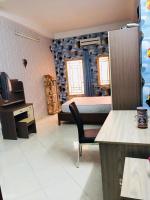 phòng rộng thoáng mát sạch sẽ full tiện nghi ngay viện pasteur q 3
