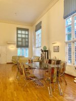 cho thuê biệt thự 1520m trệt 4 phòng nội thất đẹp thảo điền quận 2 giá 885 triệu