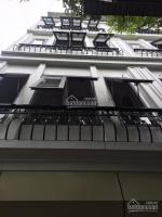Bán nhà 5T xây mới, ô tô con vào nhà khu chia lô cán bộ phố Giang Văn Minh, 094 1331 182