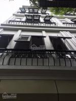 Bán nhà 5T xây mới, ô tô con vào nhà khu chia lô cán bộ phố Đội Cấn, 094 1331 182