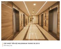 2 tỷcăn sở hữu ngay office millennium chuẩn 5 sổ hồng lâu dài cho thuê 15trtháng ck ngay 8
