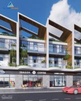 cần bán gấp những suất cuối cùng nhà phố 35 tầng 2 mặt tiền ven sông hàn đà nng