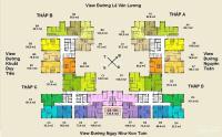 cần bán gấp căn hộ b2 tầng cao căn góc dt 103m2 dự án việt đức complex giá bán l lh 0945365559