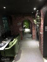 chính chủ cho thuê mặt bằng hầm diện tích 100m2 lối đi mặt đường thích hợp kd hầm rượu bar spa
