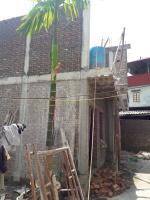 bán nhà xây mới xóm 1 đông dư thượng gần cầu thanh trì giáp cự khối long biên ngõ 4m ô tô vào nhà