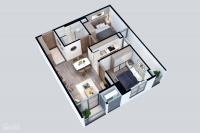 cho thuê căn hộ dự án hateco xuân phương full nội thất giá chỉ từ 55 đến 7trth căn 2 3pn