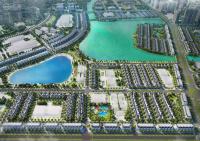bán biệt thự đơn lập mặt hồ sao biển được làm shophouse dự án vinhomes ocean park gia lâm hà nội