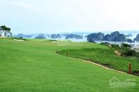cơ hội sở hữu biệt thự view vịnh hạ long và nằm trong lòng sân golf đẳng cấp thế giới