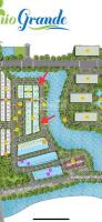 cần tiền bán gấp đất sổ đỏ quận 9 khu compound mặt sông siêu đẹp 46 tỷ1417m2