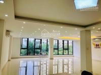 cho thuê tòa nhà mới xây phố trần nhân tông 90m2 x 8 tầng mặt tiền 8m lh phong 0974433383