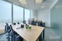 văn phòng dịch vụ trọn gói cho thuê đa dạng từ 2 đến 15 nhân viên tại vincom plaza lê thánh tôn