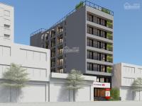 cho thuê building mt 105m 330m2 x 8 tầng và 2 hầm tại đầu đường hoàng hoa thám đường bưởi
