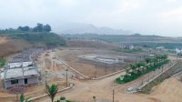 bán 6500m2 đất sổ đỏ có 800m2 đất xây dựng nhà ở bám hồ miếu liền kề dự án