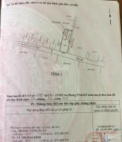 Bán lô đất mt hẻm 1135 huỳnh tấn phát phú thuận q7 dt 5x18m LH: 0977589121