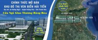 Đất nền ven biển Hải Tiến cơ hội đầu tư sinh lời LH 0942554329