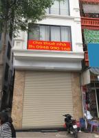 Cho thuê nhà mới xây mp Nguyễn Ngọc Vũ 80m2x7,5 tầng, mt5m, giá 85trthLh: 0948990168 MrDuy