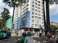 cho thuê nhà góc 2 mặt tiền Nguyễn Chí Thanh, Ngô Quyền 14x16m 217m2, 150 triệutháng LH: 0943313239