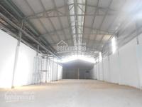 Cho thuê KHO XƯỞNG 1010m2 mặt tiền đường Tăn Nhơn Phú, P Phước Long, Q9 LH: 0917227900