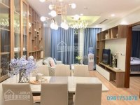 Cho thuê căn hộ cao cấp Times City 2 phòng ngủ, full nội thất đẹp LH: 0902286104