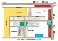 Bán đất nền dự án Bình Mỹ Center-Củ Chi, TL 9 mặt tiền Hà Duy Phiên, thổ cư 100, XDTD, SHR LH: 0395738665