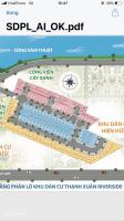 Chính thức mở bán 70 lô đất thạnh xuân riverside Đường Hà huy giáp quận 12 LH: 0909352096