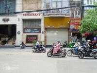 bán nhà mặt phố đường la thành phường ô chợ dừa đống đa hà nội