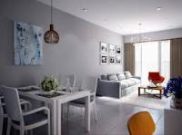 Cho thuê chung cư Carillon Apartment, 86m2, 2PN, nội thất 12trtháng, LH: 0931541615 Minh