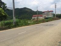 Bán 5000m2 đất kho xưởng đường lớn Bãi Dài, Tiến Xuân, Thạch Thất giá 2,5 trm2 LH: 0984997786