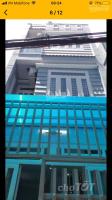 Nhà Nc HXH đường Trần Văn Đang, P11, Q 3, 1 trệt, 2 lầu, 2pn,3WC Mới LH: 0909508939