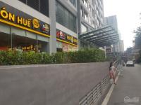 Mặt bằng thương mại chân đế chung cư Mặt phố Nguyễn Tuân, Thanh Xuân LH: 0988266206