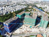 cần bán căn hộ diamond riverside tầng thấp view nội khu chỉ 1760 tỷ lh 0901 338 328