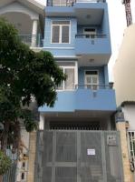 Cho thuê nhà Trần Quang Diệu DT đất 110m XD 75m x 4T , giá 23 trth ngõ 2 ô tô tránh LH: 0914373896