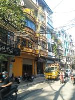 Bán nhà mặt phố Phạm Hồng Thái, Ba Đình 65m2x3 tầng, MT rộng 4,5m, kinh doanh tốt, giá 193 tỷ LH: 0889720487