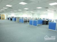 còn duy nhất sàn văn phòng đẹp giá rẻ 300m2 tại phố lê đức thọ có chia đôi giá 200000 đmth