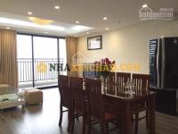 Cho thuê căn hộ cao cấp Hong Kong Tower 243 Đê La Thành Căn đẹp 94m2 Full nội thất LH: 0968868588