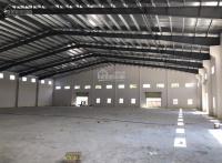cho thuê kho nhà xưởng mới hoàn thiện tại đường quốc lộ 1 xã bình chánh gần chợ bình chánh