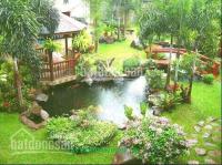 bán nền biệt thự vườn view sông thiết kế hiện đại đẳng cấp 5 sao 29 triệum2 sinh lợi cao