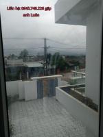 bán nhà mới 1 lầu mặt tiền đường bùi đạt tp kontum liên hệ 0943748226