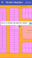bán đất đường d4 đối diện công viên kdc hưng thuận tt trảng bom đồng nai 0981062553