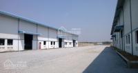 Cho thuê xưởng tại KCN Đại Đồng, KCN Tiên Sơn, KCN Quế Võ từ 500m2 - 20000m2, LH 0985642648