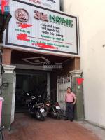 Cho thuê Nhà Mp NGô Gia TỰ Long Biên HN dt125m2x4t giá 20tr LH: 0989365988