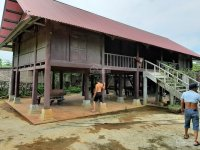 bán nhà vườn 1000m2 tại phú mãn quốc oai hn giá 2 triệum2