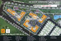 chuyên cho thuê shophouse sàn thương mại biệt thự vinhomes green bay mễ trì đt 0977164491