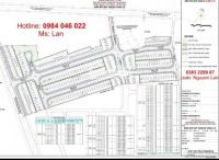 chính chủ bán lô đất hòa lân 2 saiga block c đường n2 giá 16 tỷnền 80m2 lh 0984046022