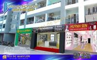 Căn hộ tầng trệt, shophouse khu chung cư Hoà Khánh LH: 0763583003