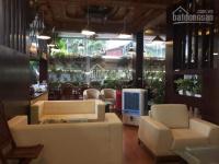 cho thuê biệt thự ở định công làm nhà hàng quán bia cafe dt 400m2 x 3 tầng giá 35 trth