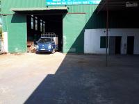 Chuyển xưởng mới cho nên cho thuê lại xưởng cũ 800m2, điện 3 pha, cẩu trục, thị xã Hoàng Mai LH: 0869881113