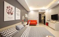 cho thuê căn hộ studio bến vân đồn quận 4 full nội thất giá 14 triệutháng lh 0908268880