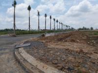 đất nền dự án long an cơ sở hạ tầng hoàn chỉnh pháp lý 100 giá chỉ 12trm2 liền kề water point